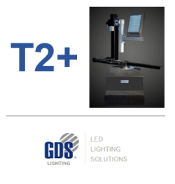 GDS Lighting chooses T2+